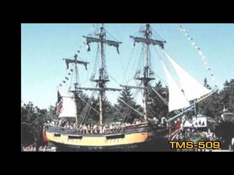 Youtube Sailing Ship Columbia