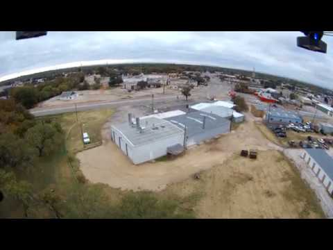 4k Action Cam ThiEYE T5e Cloudy Morning Flight