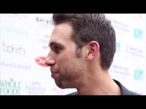 GIFF2013 Red Carpet: Blake Berris