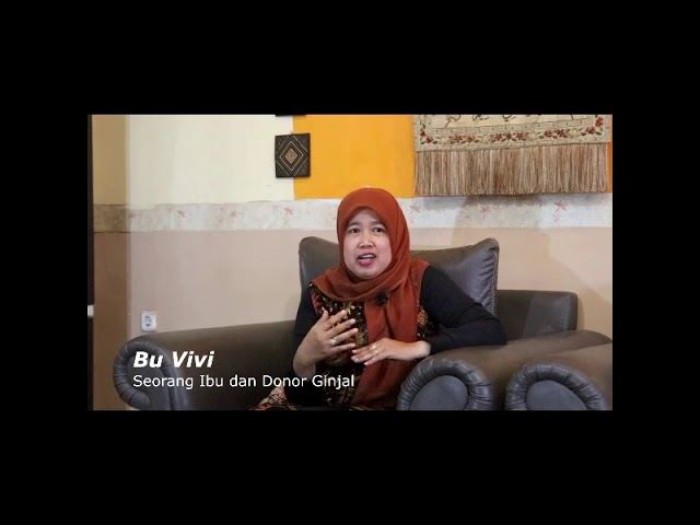 Testimoni Donor dan Resipien Cangkok Ginjal RSSA Malang