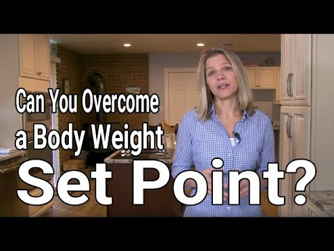 Does Your Body Weight Have a Set Point?