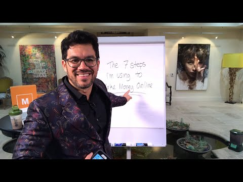 📚💰The 7 Steps I'm Using To Make Money Online💰📚 tailopez.com/