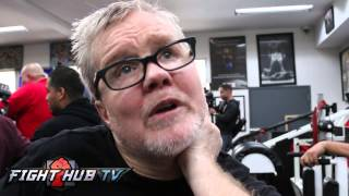 Freddie Roach on saying no to training chocolatito, cutting fighters & new style for Provodnikov
