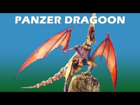 PANZER DRAGOON - Souvenirs d'une série unique