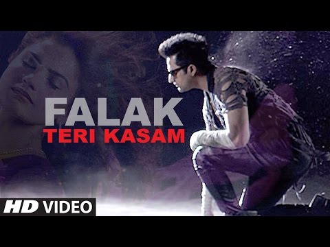 Teri Kasam | Falak Shabir | Lyrical Video