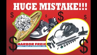 Harbor Freight steam cleaner r…
