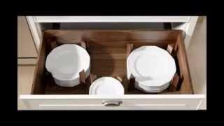 تنظيم المطبخ 2014 رائع-Organizing the kitchen