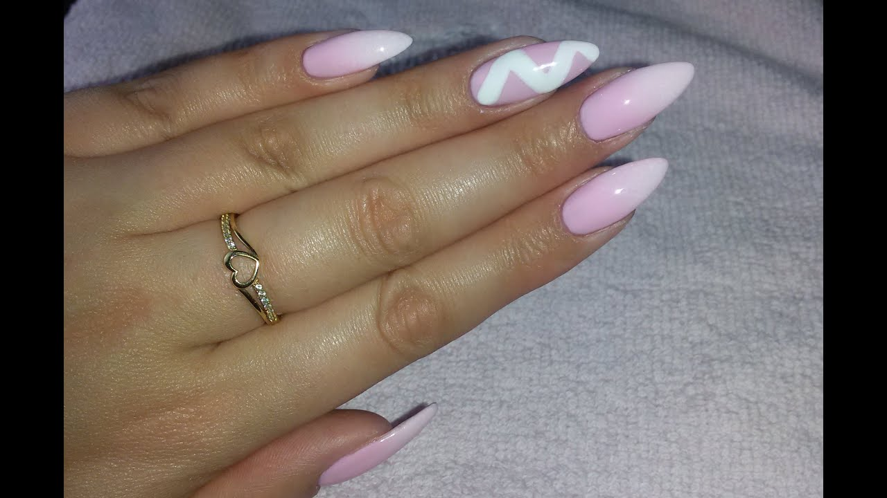 french manicure gellak