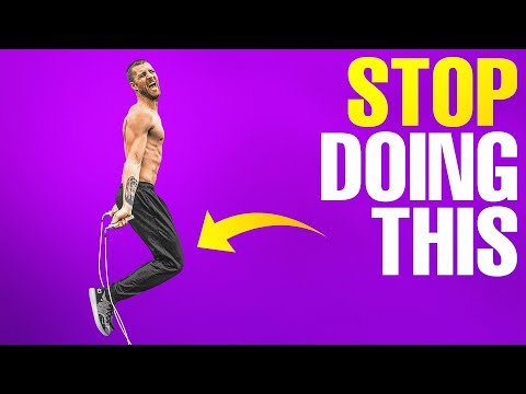 Is Jumping Rope Bad For Your Knees?