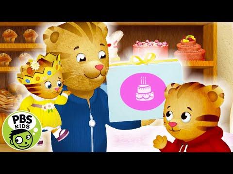 Daniel Tiger's Neighborhood | Baby Margaret's Birthday Cake! | PBS KIDS