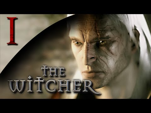 Mr. Odd - Let's Play The Witcher - Part 1 - Kaer Morhen