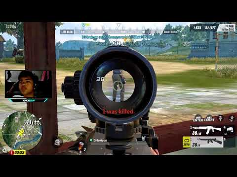 Rules Of Survival (First Person Mode Gameplay)