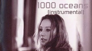 11. 1,000 Oceans (instrumental cover) - Tori Amos