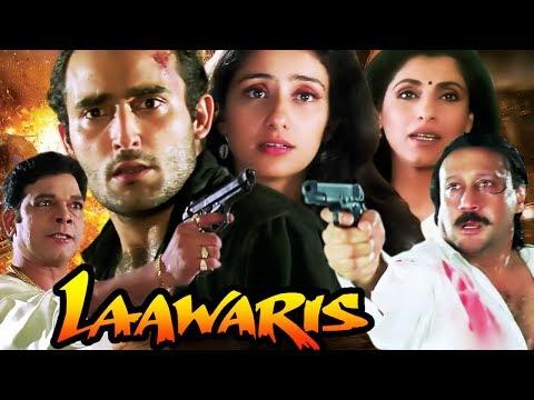 Laawaris in 30 Minutes | Akshaye Khanna | Manisha Koirala | Jackie Shroff | Hindi Action Movie