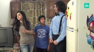 الحلقة الثامنة - اوعى تورجيني سنانك - عائلة جبنيزو
