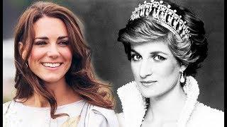 Кейт Миддлтон получит титул принцессы Дианы
