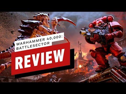 Download Warhammer 40,000 Battle Sector Review