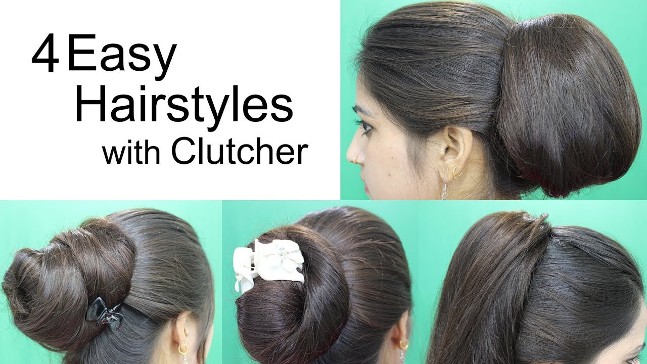 M Style Hair Hawthorn: 4 Awesome Hairstyles By Using Clutcher