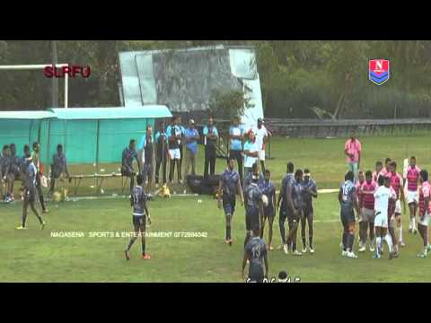Dialog Rugby League 2nd Round 2014/2015-Navy Sports Club Vs