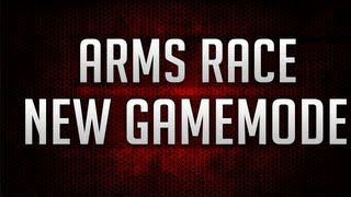 Black Ops 2 ARMS RACE Gameplay