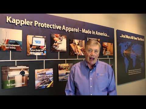 Kappler Inc. New Edition Of NFPA 1994