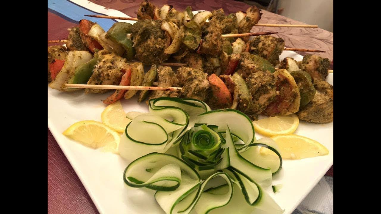 chicken shashlik recipe by sara riazi