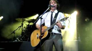 James Blunt - Out Of My Mind, live Moscow, Б1 Maximum