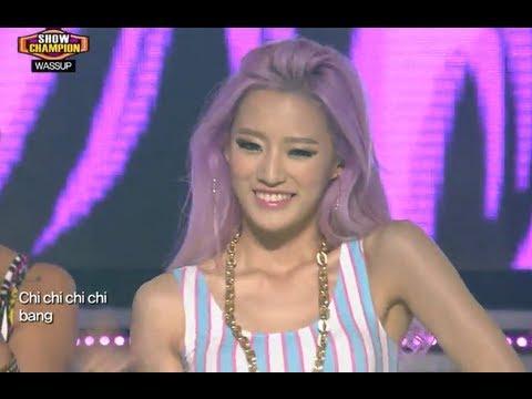 Wassup - Wa$$up, 와썹 - 와썹, Show Champion 20130904
