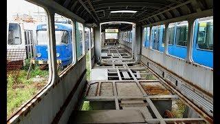 Sarajevo Trams and Depot Tour