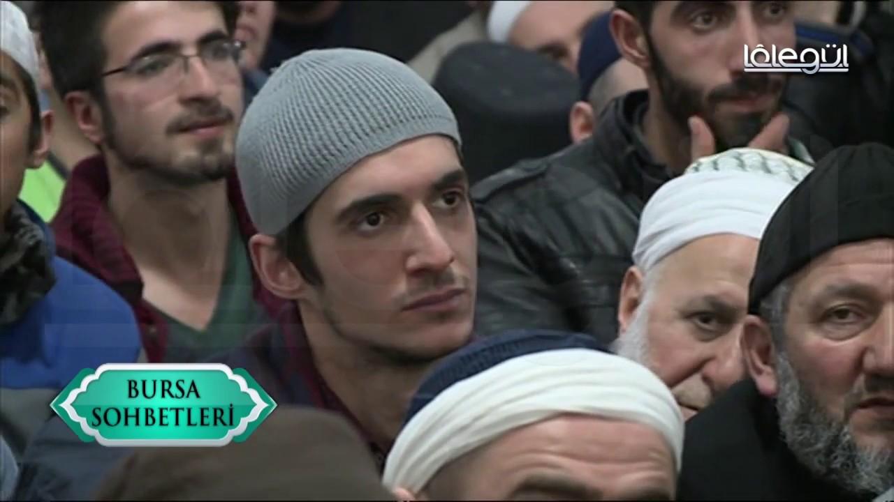 Sünneti Seniyyenin Ehemmiyeti Bursa Sohbeti Cübbeli Ahmet Hocaefendi Lâlegül TV