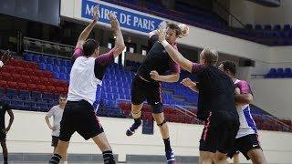 De la course et du handball !