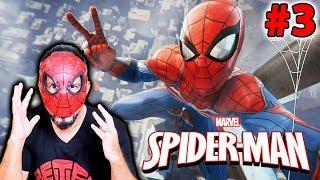 ÖRÜMCEK ADAM YENİ SÜPER GÜÇLÜ KOSTÜM!   SPIDER-MAN #3