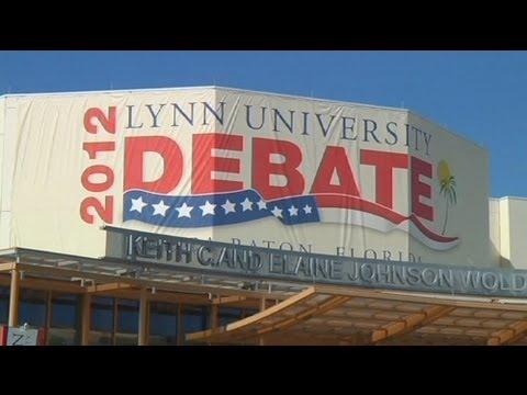 US Election: Third presidential debate