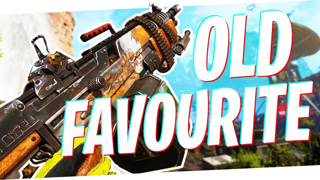 An Old Favourite! - PS4 Apex Legends