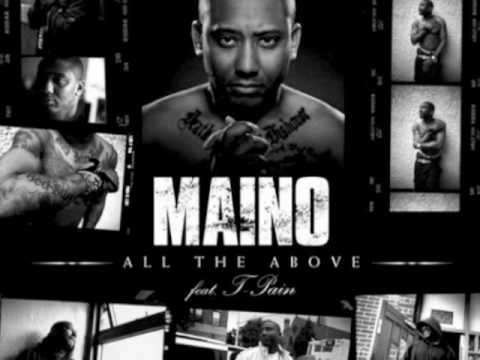 Maino ft TPain and Matisyahu  All The Above  Time of Your Song REMIX MASHUP