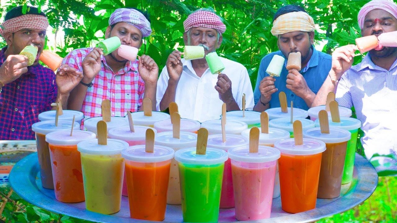 Download Kulfi ice Recipe | Kulfi ice Recipe in Tamil | Kulfi Ice cream Recipe
