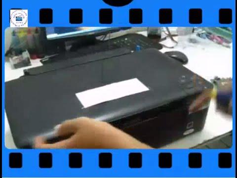How to Disassembly Printer Epson TX121 - Cara Membongkar Printer Epson TX121
