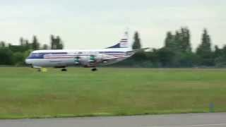 Lockheed Electra N4HG 1st Flight for 9 years