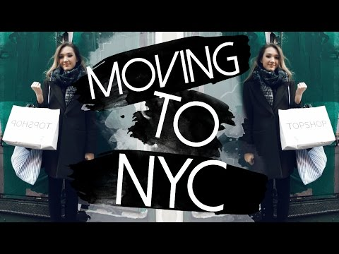 IM MOVING TO NEW YORK CITY | College & My Future Q&A