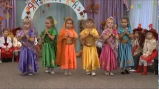 Download Индийский танец.  Старшая группа детсада № 160 г. Одесса 2016. Mp3 and Videos