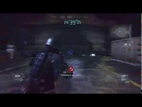 Resident Evil Revelations  Grenade Launcher // Спец деталь Гранатомёт