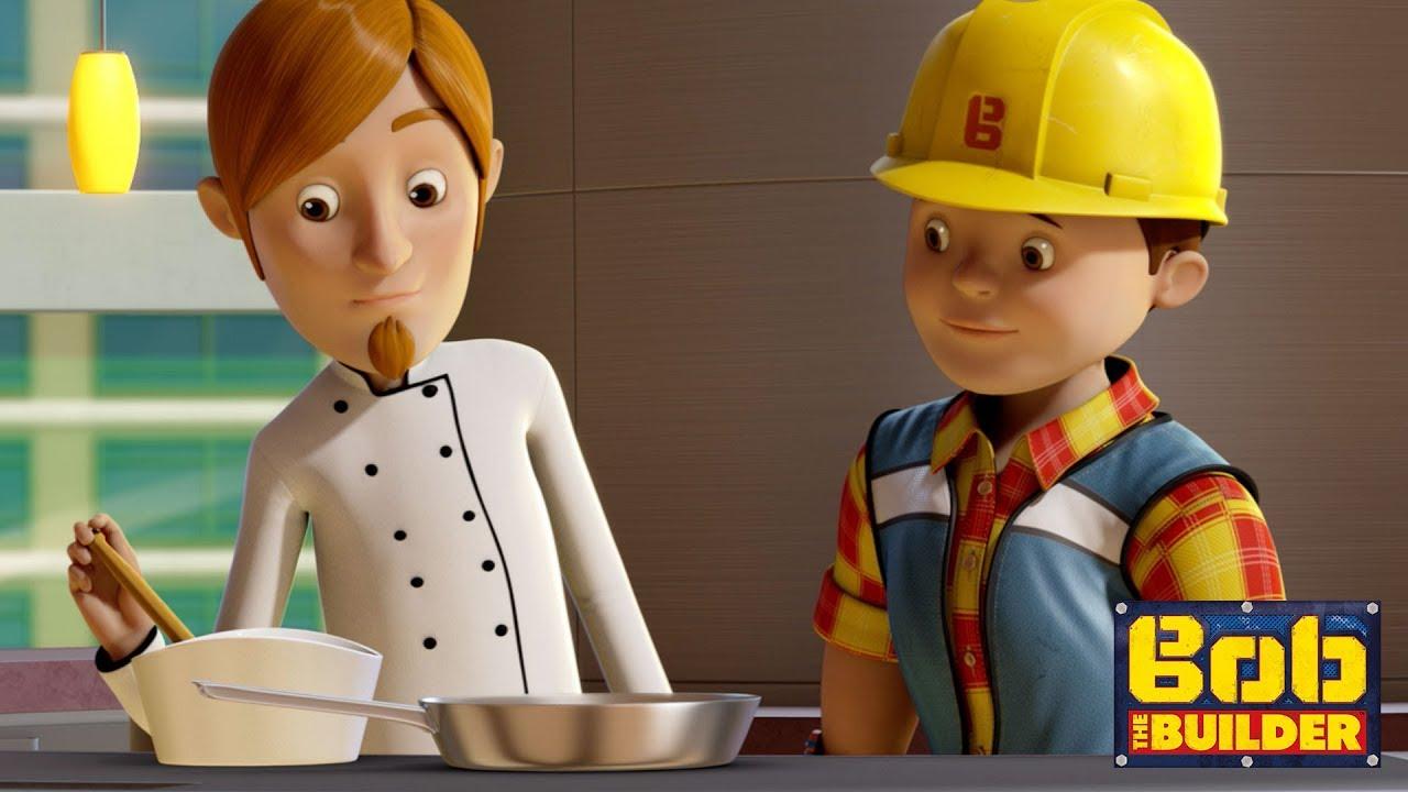 Bob Usta | Muhteşem Aşçı  - Çizgi Film
