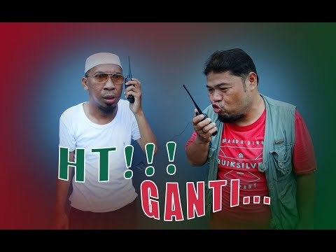 HT!!! GANTI Supported By Lupax