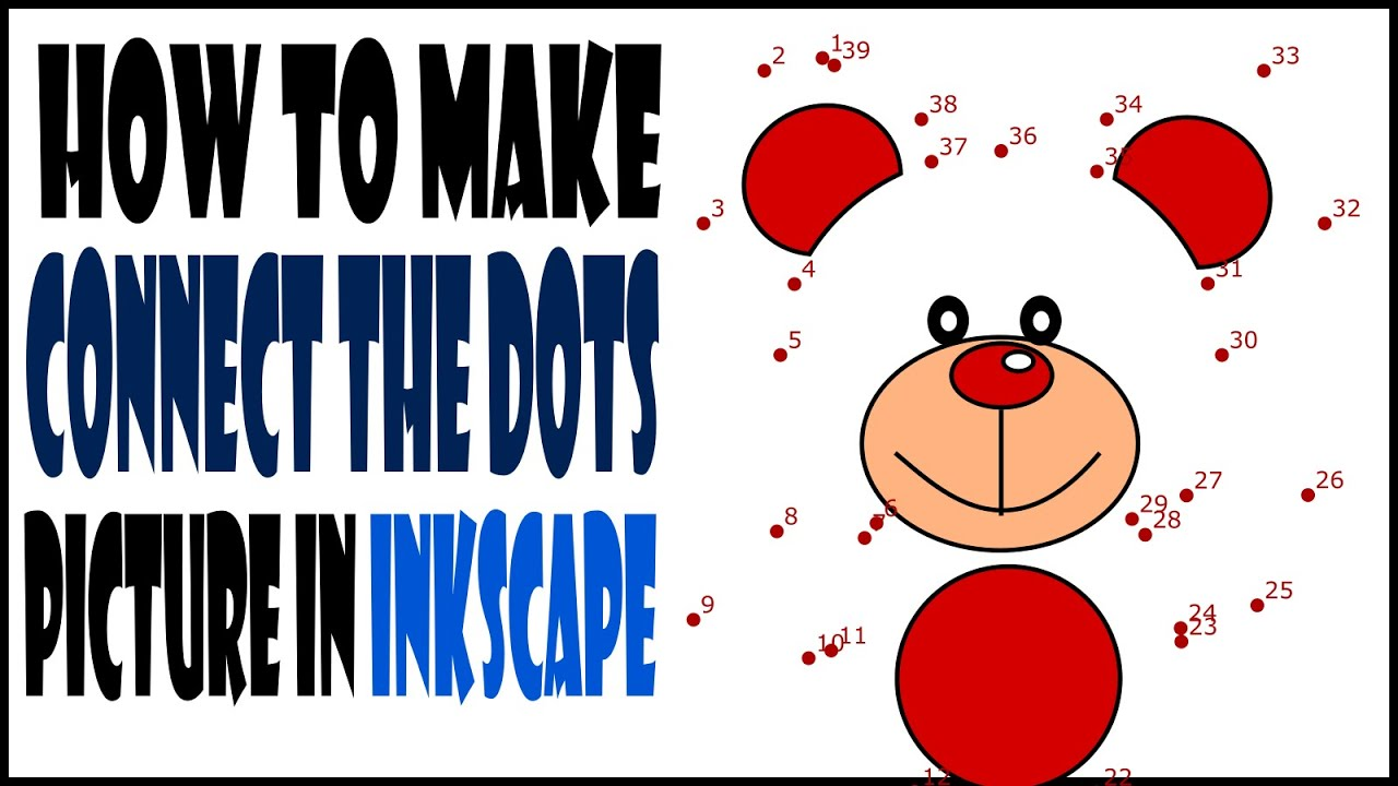 How To Make Connect The Dots Picture