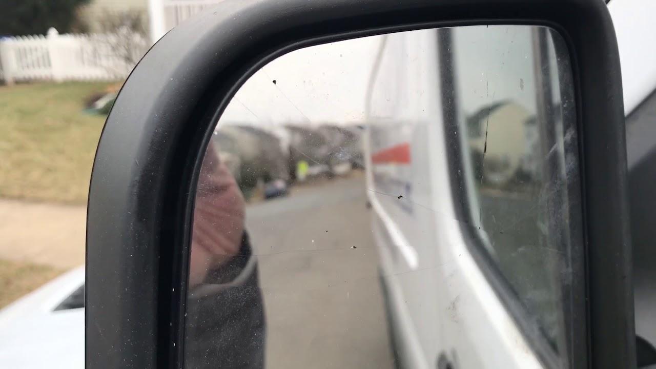 Sprinter Door Mirror Replacement Youtube