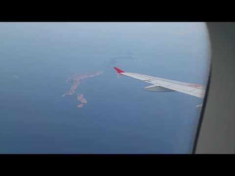 Hong Kong Express Airbus A320-200 Hong Kong International Airport Takeoff