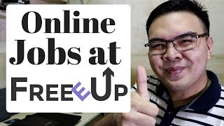 Part time/ Full time Online jobs on FreeeUp 5$ to 35$/hr - Data Encoder, Web Dev, VA, Excel & More!