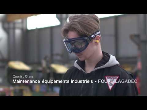 Découvrez Quentin, maintenance équipements industriels chez FOURE LAGADEC