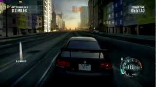Need for Speed: The Run | Escaping San Francisco | Ultra Settings | 1080P