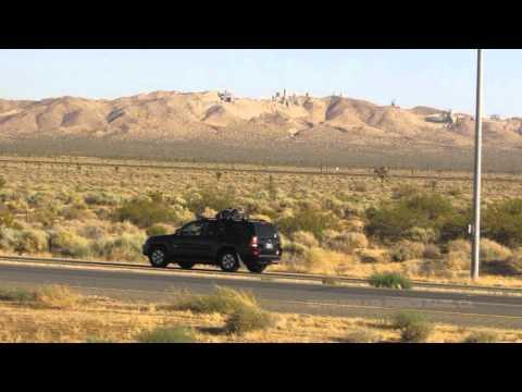 Mojave Desert EDWARDS AIR FORCE BASE, CA